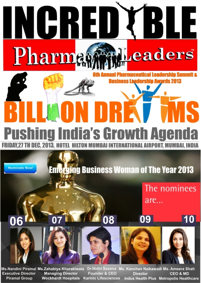 2. Emerging Business Woman of The Year 2013